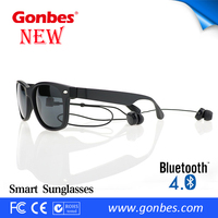 New Product Bluetooth Sunglasses Custom Logo Available