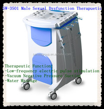 water vacuum massage equipment, used medical diagnostic equipment, man sex health therapeutic machine