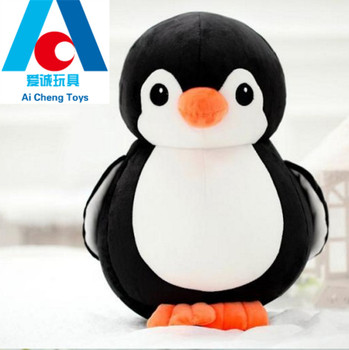 cute 30cm stuffed plush penguin soft toys sea animal penguin plush toy