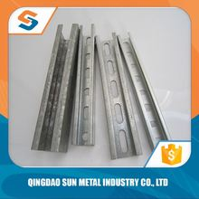 C channel dimensions galvanized steel price per kg