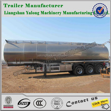 used fuel tanker trailer