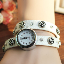 Promotional long strap vintage watch luxury corporate gifts watch womens watches