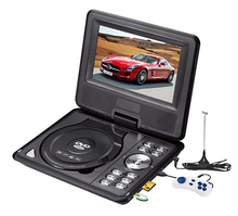 wholesale portable dvd player with bluetooth