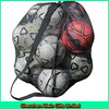 Best sales ball bags with shoulder straps, nylon drawstring mesh ball bag