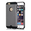 High end otterboxing hybrid heat sinking net phone case/4.7inch PC/TPU phone case for iphone6/6S