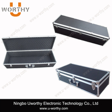 Hot Sale 47'' Wide Aluminum 2 in 1 Gun Case, Aluminum Protective Shipping Carrying Weapon Case