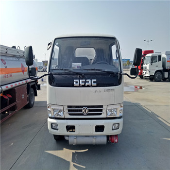 10000L 6 wheeler oil delivery tanker truck made in China