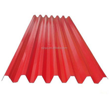 Color Steel Plate Material and Plain Roof Tiles Type corrugated metal roofing sheet