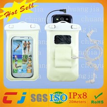 PVC diving mobile phone case for samsung galaxy s3 i9300