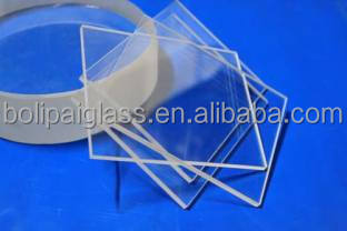 borosilicate glass 4.0 for fireproof door and windows