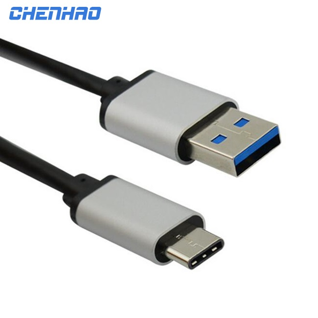 Better preventing EMI and RFI USB charger data type C 3.1 cable