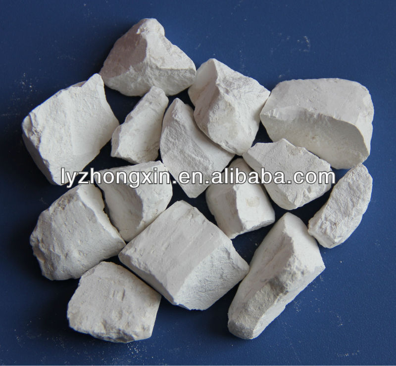 low CO2 low silica high activity calcium oxide (quicklime) with high activity