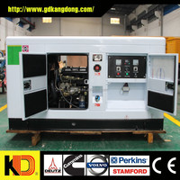 Silent Diesel Genset with Cummins Engine Hot product