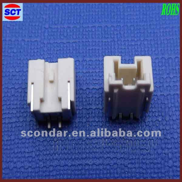 Yeonho connector 2.0mm right angle wafer SMT 2p wire to board connector