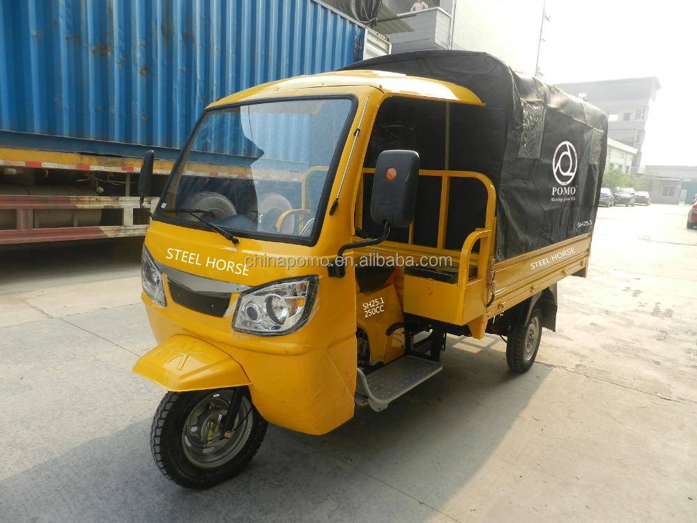 Best PriceHot Sale Water Tank Practical Tricycle,200Cc 3+Ruedas+Scooter+Triciclo,Motorcycles For Sale