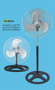 "18""industrial fan 2 in 1"