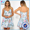 clothing online shopping new print women dress clothes women