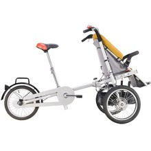 Cheap Steel Children City Electric Cargo Bike High Quality Bicycle Trailer