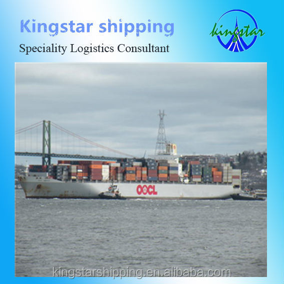 Sea freight to Minneapolis USA