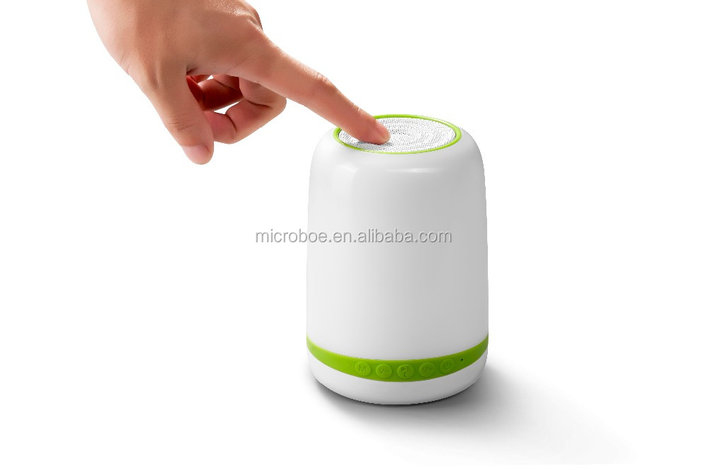 Enjoy Music LED Smart Light Bluetooth Mini Portable Speaker L350