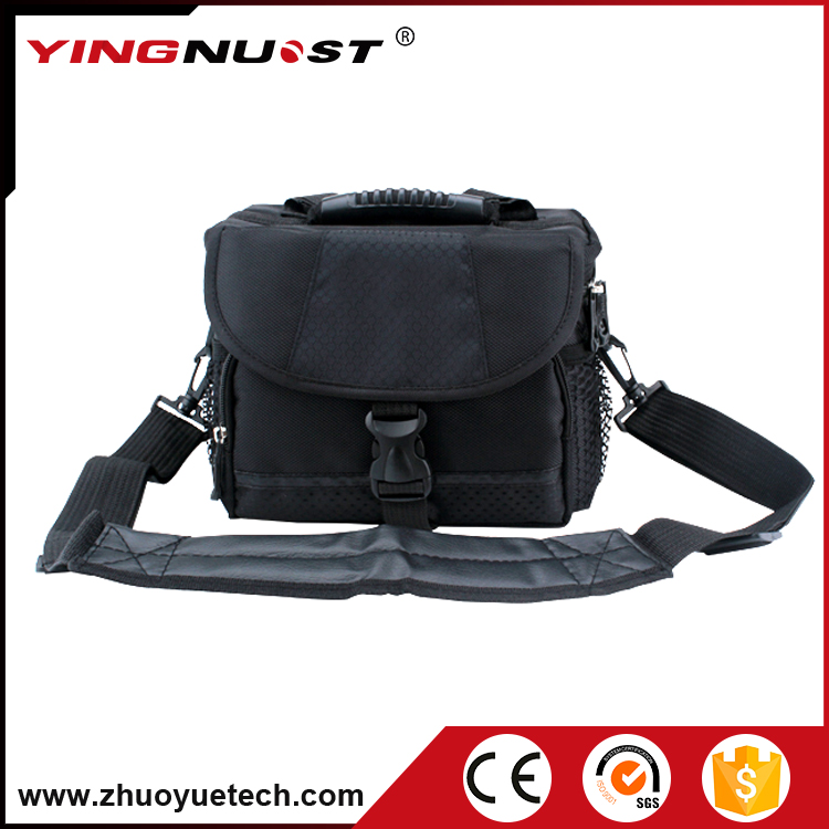 2016 Hot Selling Black Waterproof Camera Case Bag for Nikon D3200 D90 D7000 D7100 D7200 D3300 D5300 DSLR Camera Bags Video Bag