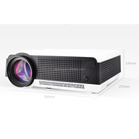 4500 ansi lemens led projector 12v