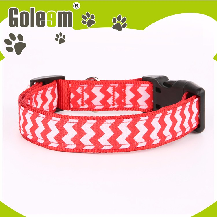 Professional Manufacturer Supplier Soft And Comfortable Hemp Dog Collars