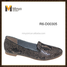 Minyo Latest Women Flat Shoes wholesale China 2014