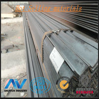 Hot Rolled Equal Leg Steel Angles