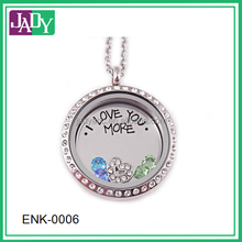 Memory floating charms lockets wholesale