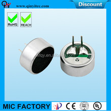 Professional Wireless Microphone Parts Manufacture