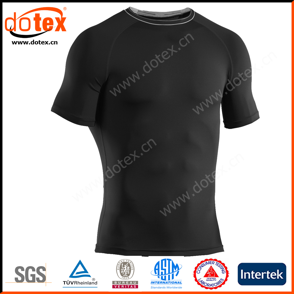 2018 Wicking dry rapidly sports mens t-shirt muscle fit