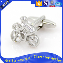 custom 3D portrait metal engraved cufflink manufacturer