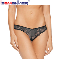 Newest corded-lace underwear models mature women thongs