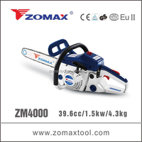 New design 4000 petrol chain saw with CE GS