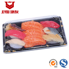 JY1109B Disposable Sushi Tray Plastic Food Container Packaging Box
