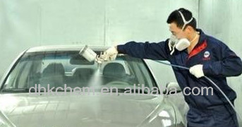 Low price Spray polyurea elastomer coating for cars
