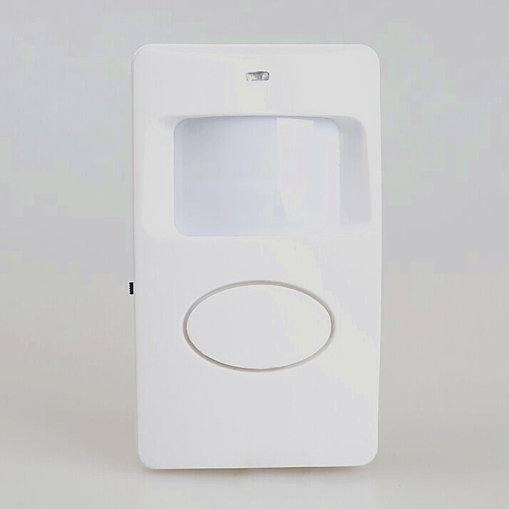 Household Usage Battery Operated Infrared Sensor Alarm Wireless Anti-theft Alarm