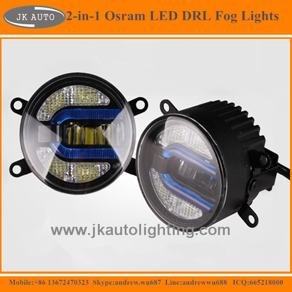 High Quality LED Fog Lamp for Toyota Corolla verso facelift Hot Selling LED Fog Light for Toyota Corolla verso facelift 2007