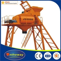 Top level stylish pictures of concrete mixer JQ350