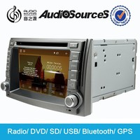 hyundai ix35 android car dvd with Steering Wheel Control 10 CDC support 1080p HD video and lossless music