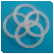 IBG factory made flexibility food grade plain rubber silicone washer