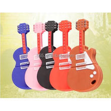 new gadgets 2014 corporative gifts cartoon guitar usb key
