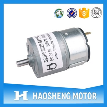 Gear box dc motor 37mm