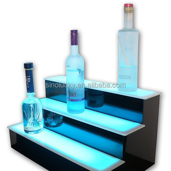 led pop bar party bottle holder