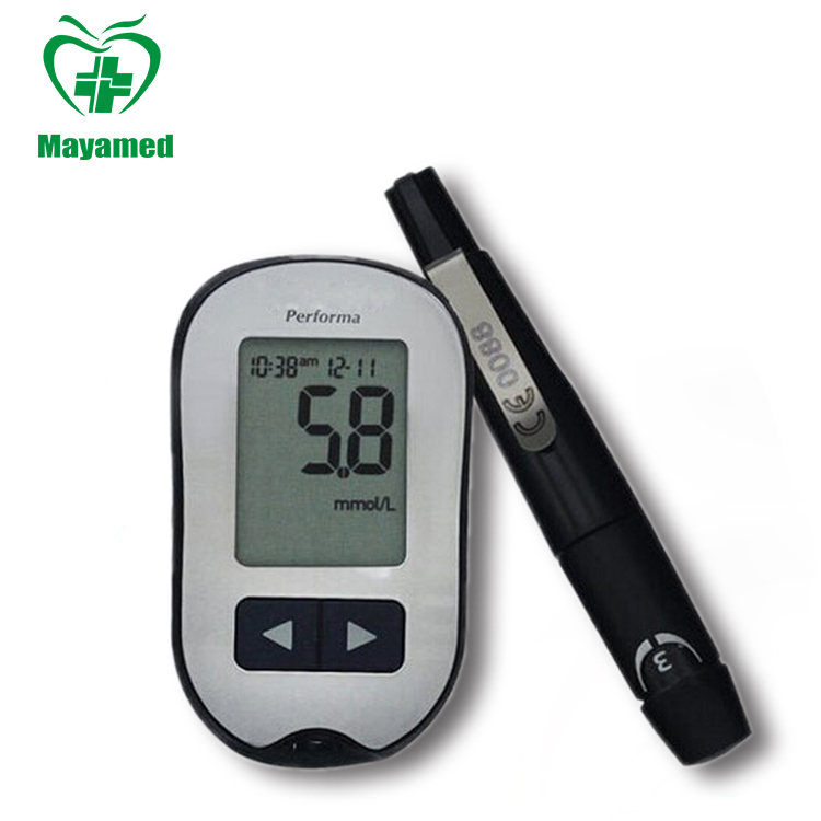 New Arrival high quality blood glucose meter/monitor glucometer price for diabetes patients
