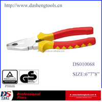 Hand Tool with GS Germany type combination plier P12-68
