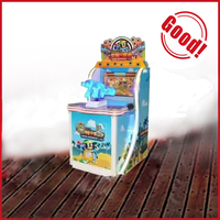 indoor coin operated arcade games machines kids shooting games amusment park play car racing games