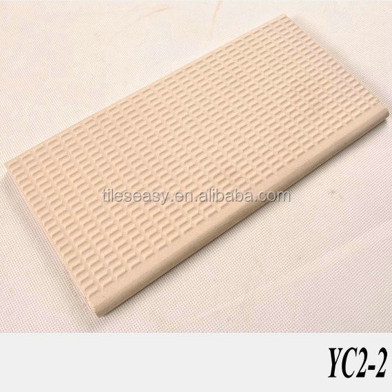 Guangdong antislip swimming pool edge tile YC2-2
