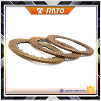 China 2015 high quality clutch plate spares parts for motorcycle